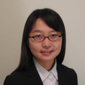 Portrait of Dr. Shinae Jang