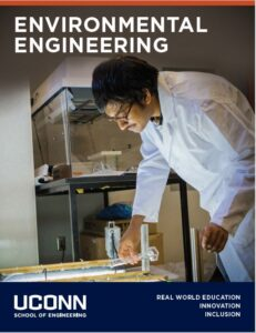 Environmental Engineering Brochure Cover